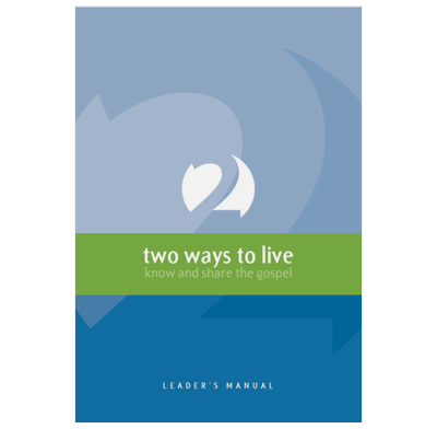 Two ways to live - Leader's Handbook
