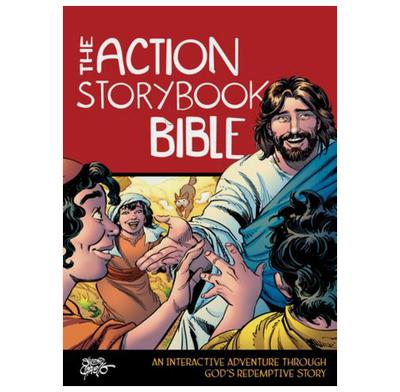 Action Bible Storybook