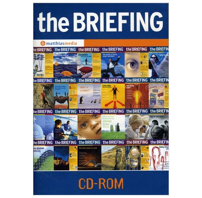 Briefing CD-Rom 16 years worth