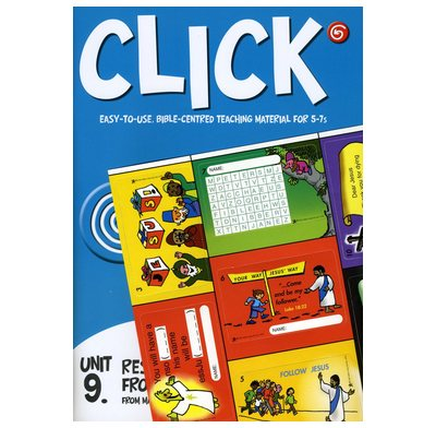 Click Unit 9: 5-7s Leader's PACK (Manual + Posters + Child's Component)