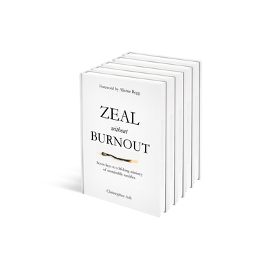 Burnout: Ministry Pack