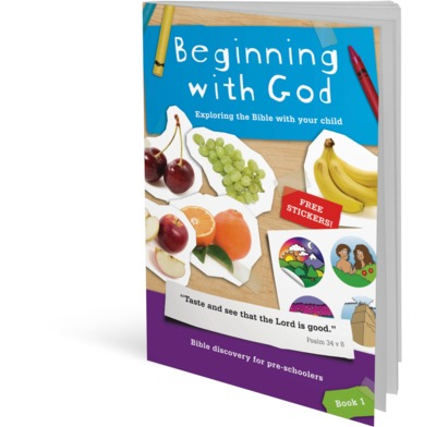 Beginning with God: Book 1