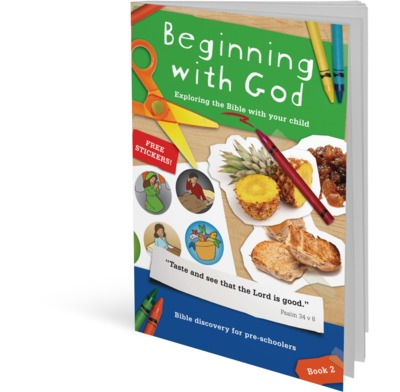 Beginning with God: Book 2
