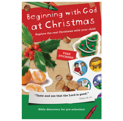 Beginning with God at Christmas