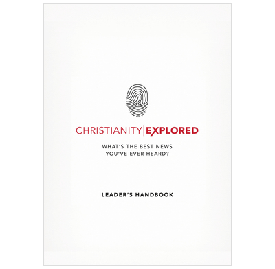 Christianity Explored Leader's Handbook (Korean)