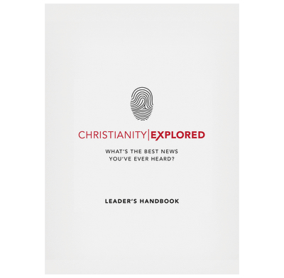 Christianity Explored Leader's Handbook