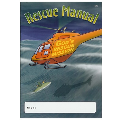 Click 3: 8-11s Child's Comp (A5 Rescue Manual)