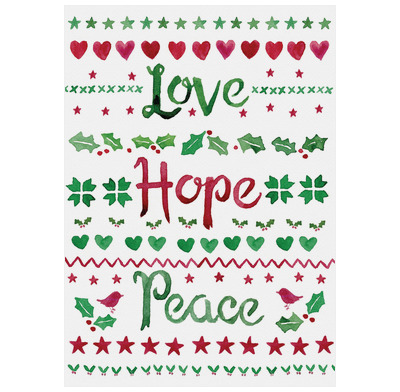 Love, Hope, Peace