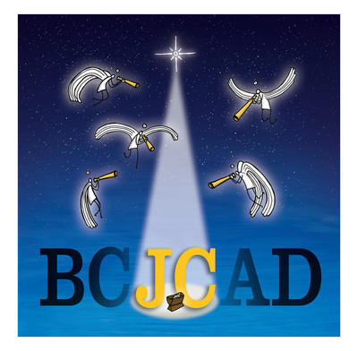 Christmas Tract - BCJCAD
