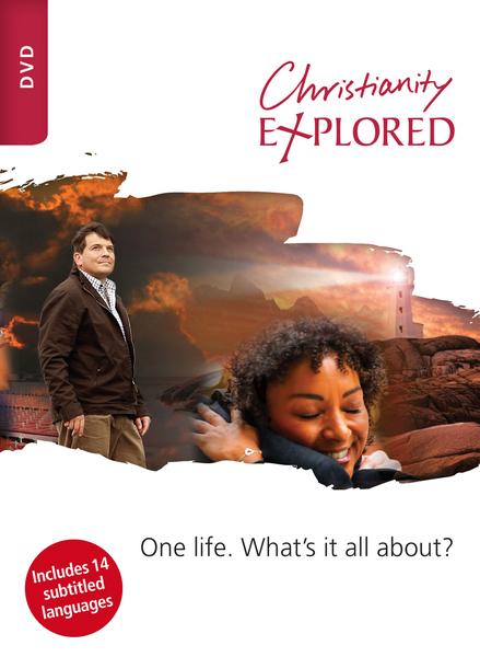 Christianity Explored DVD Christianity Explored