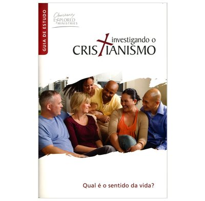 Christianity Explored Handbook (Portuguese)