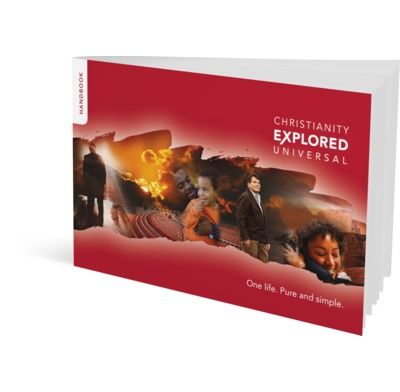 Christianity Explored Universal Handbook