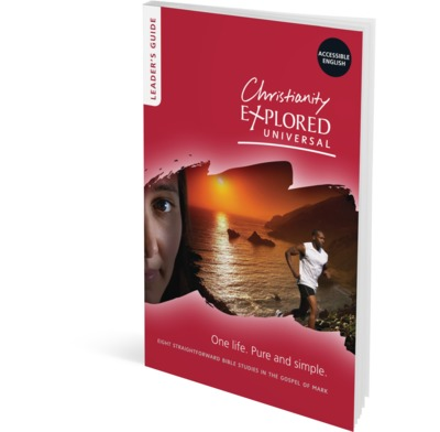 Christianity Explored Universal Leader's Guide