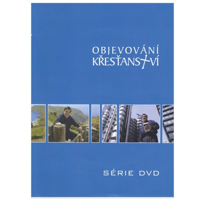 Christianity Explored DVD (Czech)