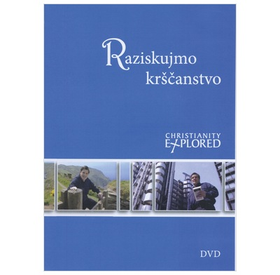 Christianity Explored DVD (Slovenian)