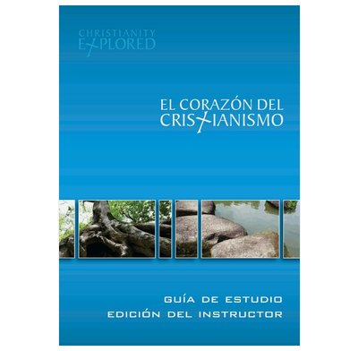 Christianity Explored Leader's Guide (Spanish) (ebook)