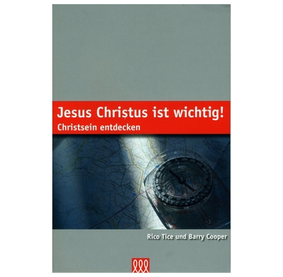 Christianity Explored Book (German)