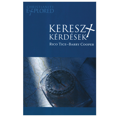 Christianity Explored Book (Hungarian)