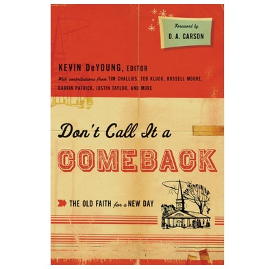 Don't Call It a Comeback (ebook)