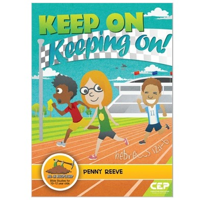 Dig-In Discipleship: Keep On Keeping On!