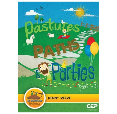 Dig-In Discipleship: Pastures, Paths and Parties