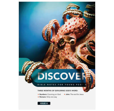 Discover: Book 8