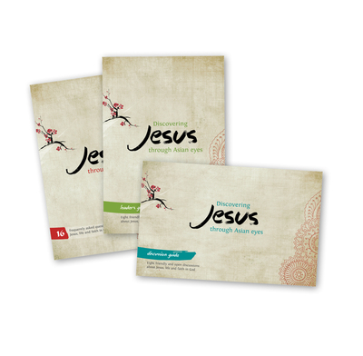 Discovering Jesus through Asian eyes - Sample Pack