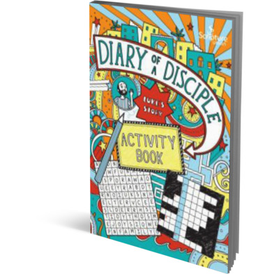 Diary of a Disciple Activity Book