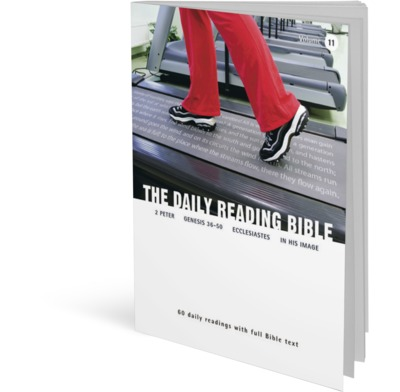 The Daily Reading Bible - Volume 11