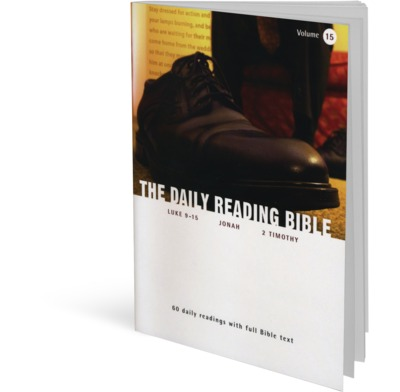 The Daily Reading Bible - Volume 15