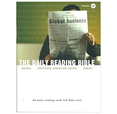 The Daily Reading Bible - Volume 20