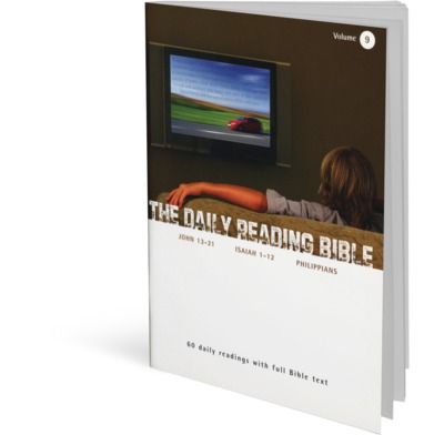 The Daily Reading Bible - Volume 9