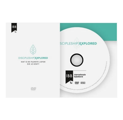 Discipleship Explored DVD (Dutch)