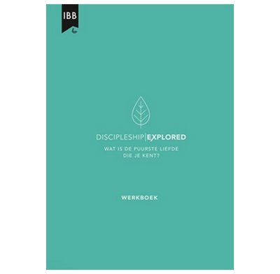 Discipleship Explored Handbook (Dutch)