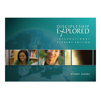 Discipleship Explored: Universal - International Student Study Guide