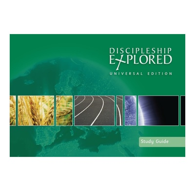 Discipleship Explored: Universal Edition Study Guide (ebook)