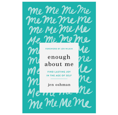 Enough About Me