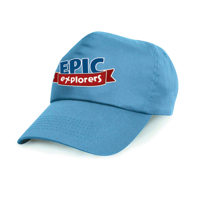 Epic Explorers Baseball Cap