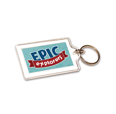 Epic Explorers Key Fob
