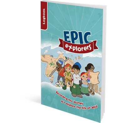 Epic Explorers Logbook
