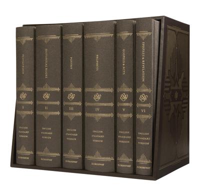 ESV Reader's Bible, Six-Volume Set | The Good Book Company