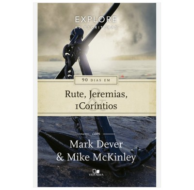 90 Days in Ruth, Jeremiah and 1 Corinthians (Portuguese)