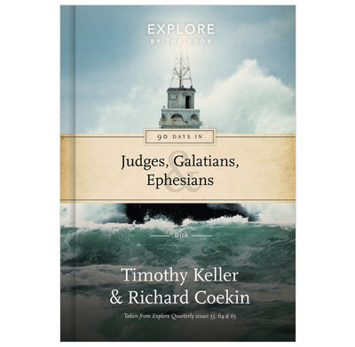 90 Days in Galatians, Judges & Ephesians (ebook)