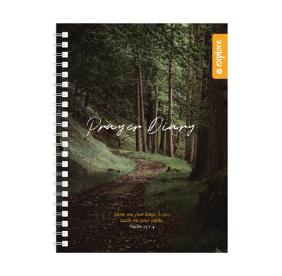 Explore Prayer Diary - Tim Thornborough | The Good Book Company