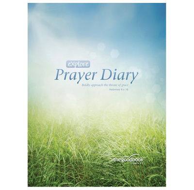 Explore Prayer Diary