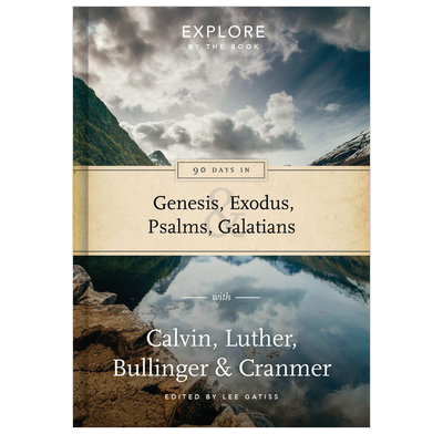 90 Days in Genesis, Exodus, Psalms & Galatians (ebook)