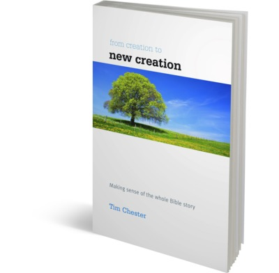 From Creation to New Creation