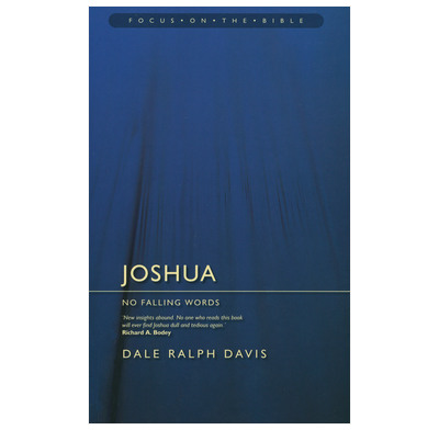 Joshua: No Falling Words
