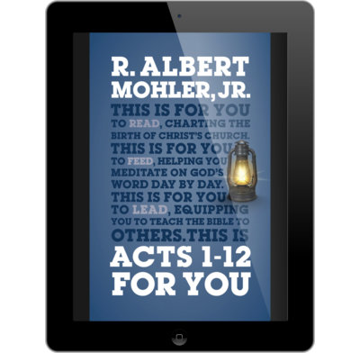 Acts 1-12 For You (ebook)