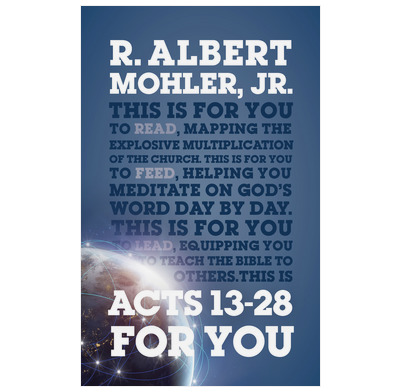 Acts 13-28 For You